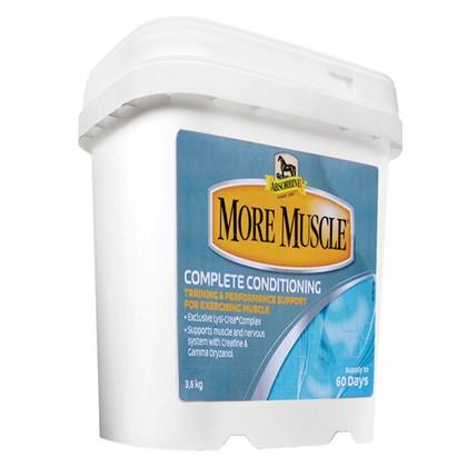 MORE MUSCLE SUPLEMENTO PARA GANHO DE MÚCULO - 3,6 KG - ABSORBINE