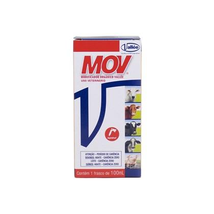 Mov – modificador orgânico Inj – 100ml - Vallee