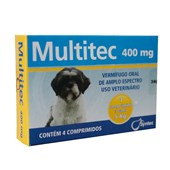 MULTITEC - SYNTEC - 400MG