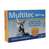 MULTITEC - SYNTEC - 800MG