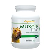 MUSCLE DOG - AMINOACIDOS - ORGANNACT