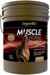 MUSCLE HORSE TURBO 15 KG - ORGANNACT