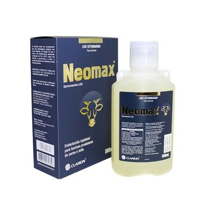 Neomax – Eprinomectina – 500ml – Vetoquinol