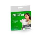 NEOPET CÃES 0,67ML  ATE 10 KG - OUROFINO