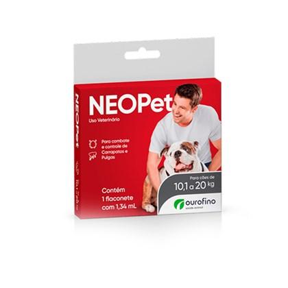 NEOPET CAES 1,34ML  DE 10 A 20 KG - OUROFINO