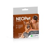 NEOPET CAES 2,68ML  20 A 40 KG - OUROFINO