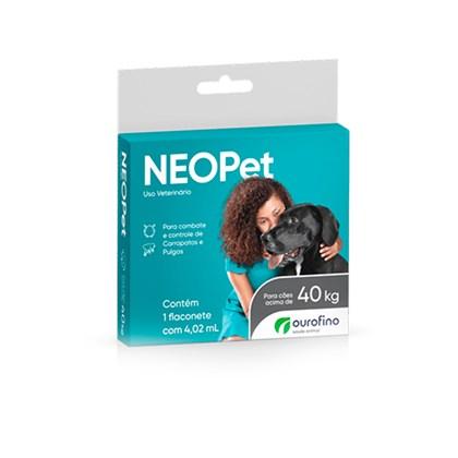 NEOPET CAES 4,02ML  ACIMA DE 40 KG - OUROFINO