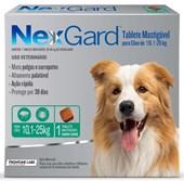 NEXGARD  10,1-25 KG ANTI PULGAS E CARRAPATO - MERIAL