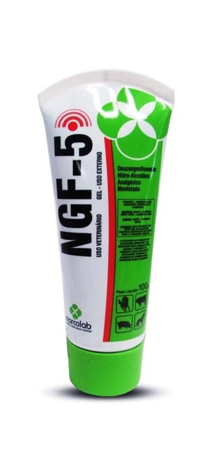 NGF-5  GEL -  100 GRAMAS
