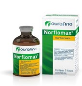 NORFLOMAX INJETAVEL 50 ML - Ourofino
