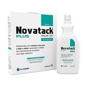 Novatack Plus – Endectocida Pour-on – carência zero – 1l – Vetoquinol
