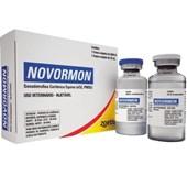 Novormon - Gonadotrofina Coriônica - 16 doses – 25 mL - Zoetis