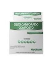OLEO CANFORADO COMPOSTO 10 ML - BIOFARM