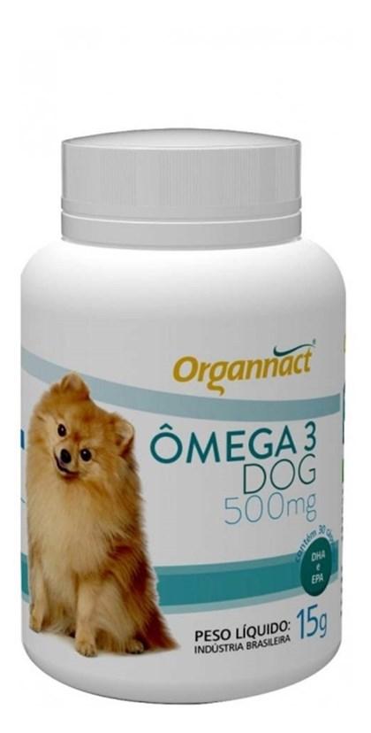 OMEGA 3 DOG - 500 MG - ORGANNACT