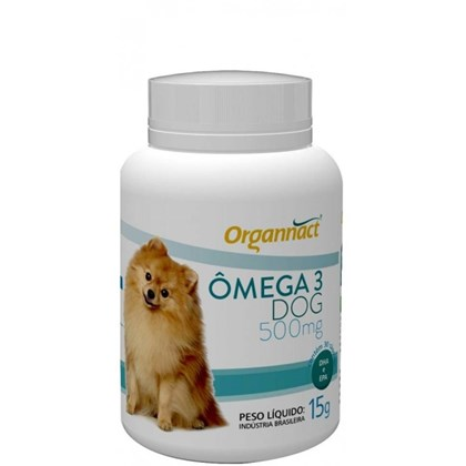 OMEGA 3 DOG - 500 MG - ORGANNACT