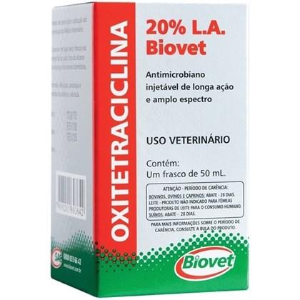 OXITETRACICLINA 20% L.A. BIOVET