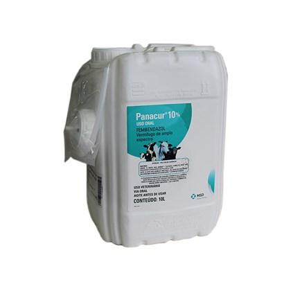 Panacur 10% Suspensão – Anti-helmíntico – 10 litros -  MSD Saúde Animal