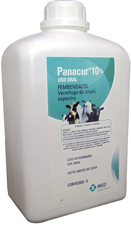 PANACUR SUSPENSÃO - 1000 ML.