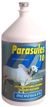 PARASULES 10%  INJETAVEL 1000ML
