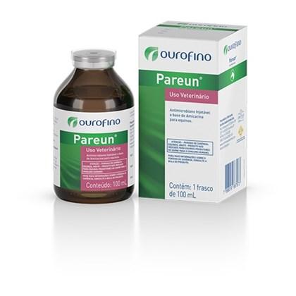 Pareun – Antimicrobiano Injetável Para Equinos - 100 mL- OuroFino