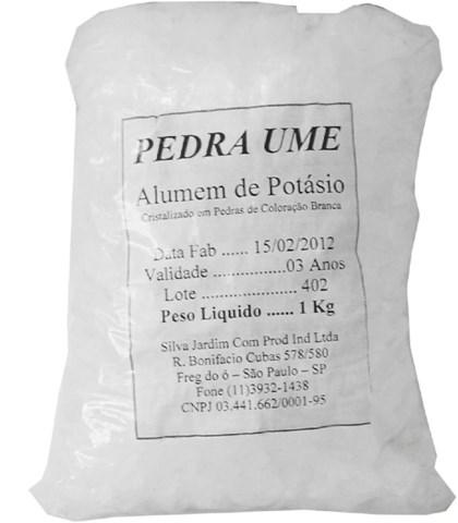 PEDRA UME - PCTE 1 KG