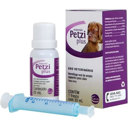 PETZI PLUS SUSPENSAO.