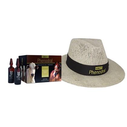 Phenodral – Ganhe 1 chapéu – Caixa contendo 30 ampolas – Ucbvet