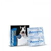Platelmin Plus – Antiparasitário para Cães -  4 comprimidos - UcbVet