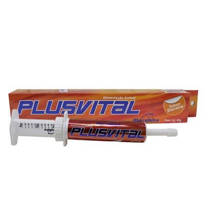 PLUSVITAL  - 40 GRAMAS - MARCONUTRA