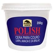 POLISH CERA INGLESA 350 GRAMAS (CERA PARA COURO) -  WINNER HORSE