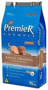 PREMIER FORMULA - 15 kg - CAES FILHOTES - RAÇAS GRANDES
