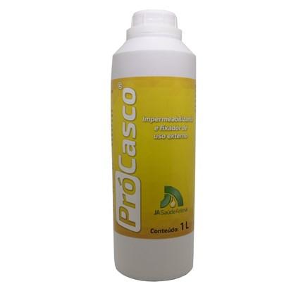 Pró-Casco – Impermeabilizante e fixador – 1l -  JA Saúde Animal