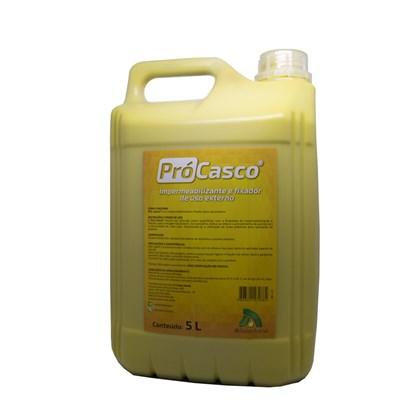 Pró-Casco – Impermeabilizante e fixador – 5l -  JA Saúde Animal