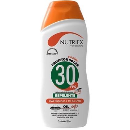 PROTETOR SOLAR FPS 30 - NUTRIEX