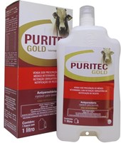 PURITEC GOLD IVERMECTINA 3,5% - 1000ML
