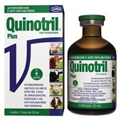 QUINOTRIL PLUS 50 ML - VALLEE
