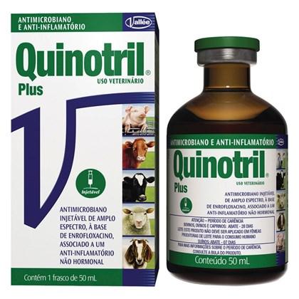 QUINOTRIL PLUS 50 ML - VALLEE