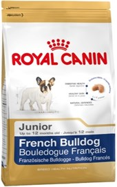 RAÇÃO PARA BULLDOG FRANCES JUNIOR - 2,5 KG - ROYAL