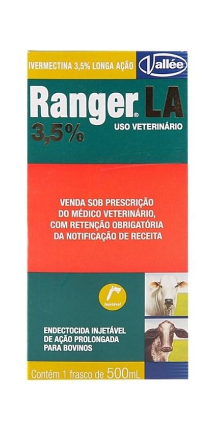 RANGER LA IVERMECTINA 3,5% - 500 ML - VALLEE