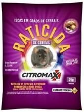 RATICIDA - CITROMAX GRAOS DE CEREAIS
