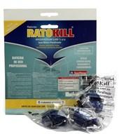RATICIDA - RATOKILL BLOCO - INSETIMAX (20 GRAMAS)