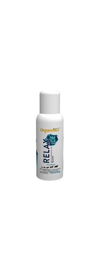 RELAX ICE 100 ML - ORGANNACT