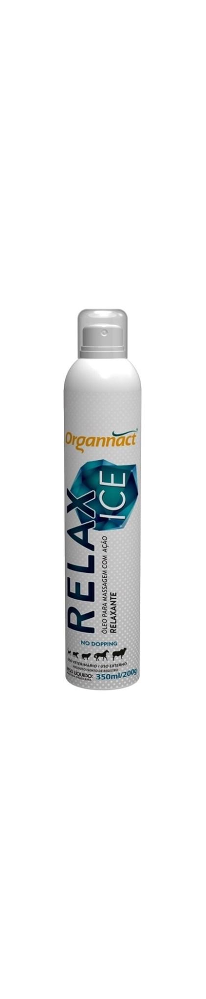 RELAX ICE 350 ML - ORGANNACT
