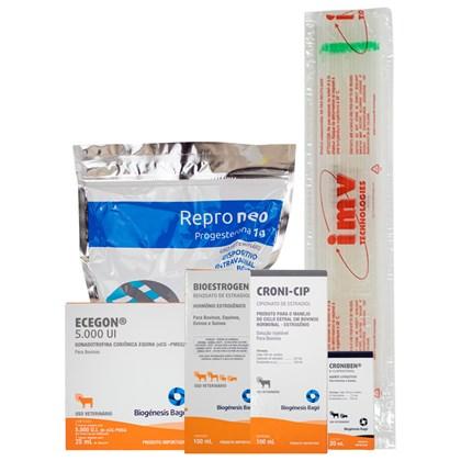 REPRO NEO 120 protocolos de IATF – Frete Grátis Sedex -  Biogénesis Bagó