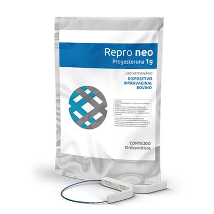 Repro Neo - Progesterona 1g - Vencimento: Setembro/2021 - Biogénesis