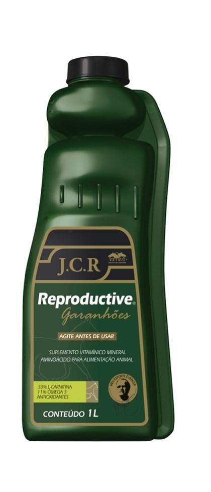 REPRODUCTIVE GARANHOES JCR 1 LITRO