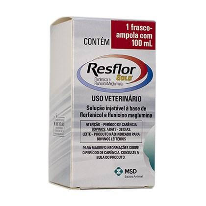 RESFLOR GOLD 100 ML - MSD