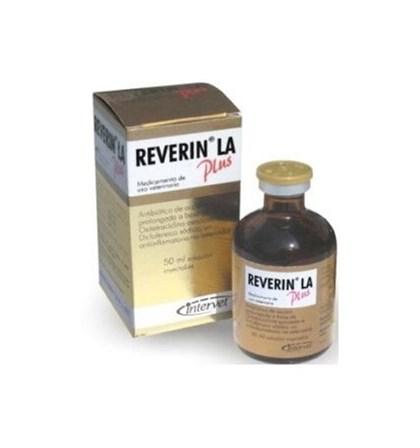 REVERIN PLUS LA  50ML - MSD