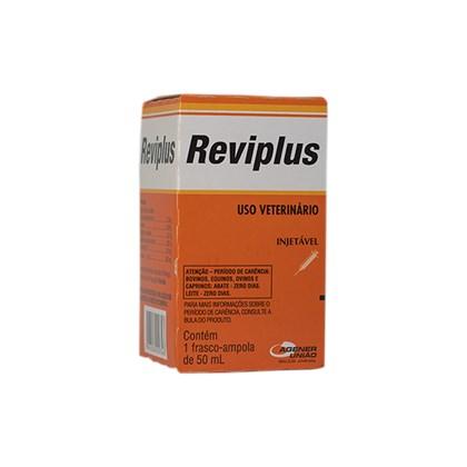 Reviplus -tônico revigorante injetável-50ml