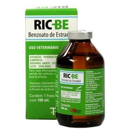 RIC-BE 100 ML - ESTRADIOL - TECNOPEC